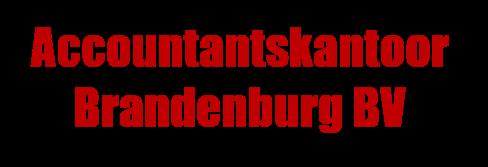 Accountantskantoor Brandenburg BV